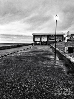 The North Sea Wall Art - Photograph - The End Of The Pier by John Edwards