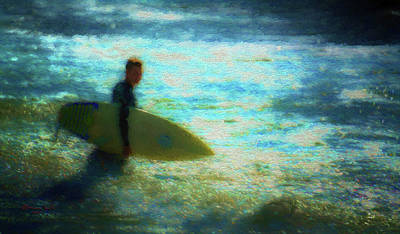 Watersports Wall Art - Photograph - The Endless Summer by Marvin Spates
