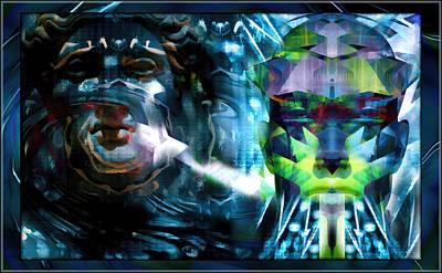 The Enemies  Original by Daniel Arrhakis