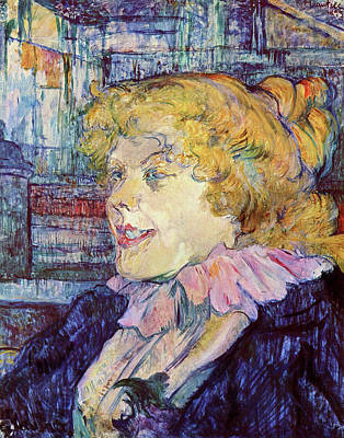 Lautrec Painting - The English From The Star Du Havre by Henri de Toulouse-Lautrec