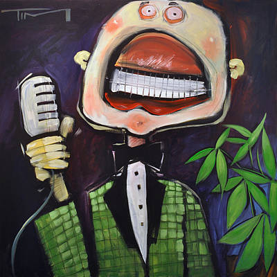 The Entertainer Original by Tim Nyberg
