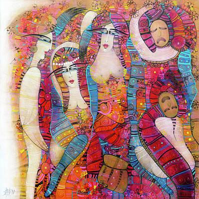 The Entr'acte  Original by Albena Vatcheva
