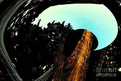 Greetingcard Digital Art - The Environment by Gerlinde Keating - Galleria GK Keating Associates Inc