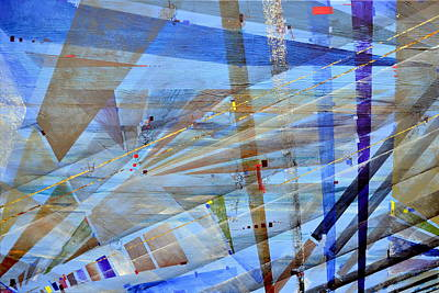 Painting - The Ephemeral Nature Of Vision by Regina Valluzzi