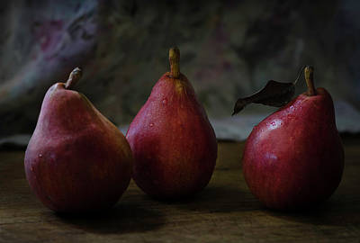 Photograph - The Escape - The Pear Saga by Rae Ann  M Garrett