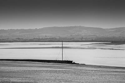Photograph - The Estuary  by Stewart Scott