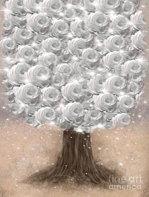 Painting - The Eternal Tree by Bri B