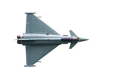 Photograph - The Eurofighter Typhoon by Will Gudgeon