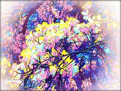 Mixed Media -  The Evey Day Colors by MaryLee Parker