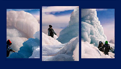 Photograph - The Explorers by Steve Karol