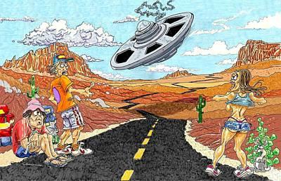 The Extraterrestrial Highway Original