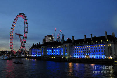 Photograph - The Eye 2 by Andrew Dinh