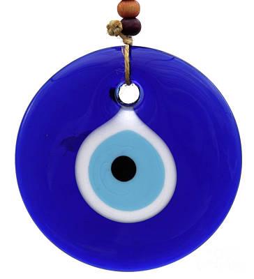 The Eye Against Evil Eye Art Print