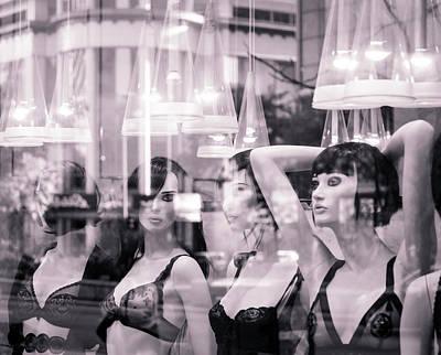 Photograph - The Eye by Alex Lapidus