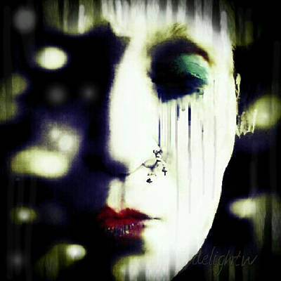 Digital Art - The Eye Of The Beholder by Delight Worthyn