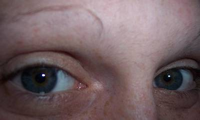 Jessica Sanders Photograph - The Eyes Of A Woman by Jessica Sanders