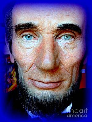 Photograph - The Eyes Of Abraham by Ed Weidman
