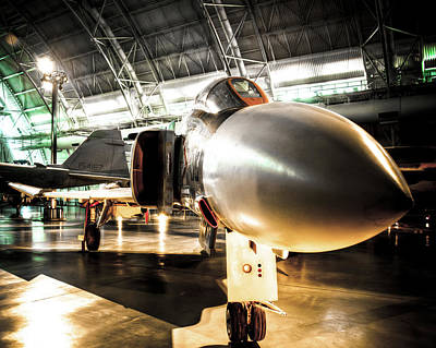 Photograph - The F4 Phantom by Daryl Clark