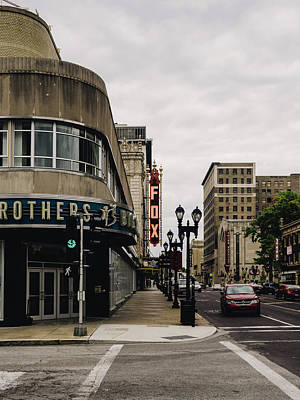 Photograph - The Fabulous Fox Theater On Grand by Dylan Murphy