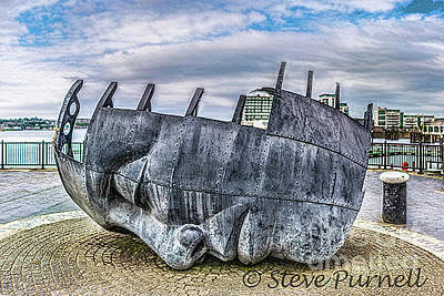 Photograph - The Face Of The Bay by Steve Purnell