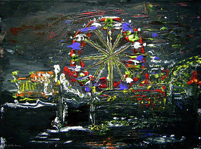 Painting - The Fair by Colleen Ranney