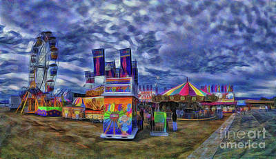 Photograph - The Fair by Dave Luebbert