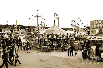 Photograph - The Fair by Kevin Fortier
