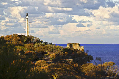 Photograph - The Fairfax Lookout From Other Side by Miroslava Jurcik