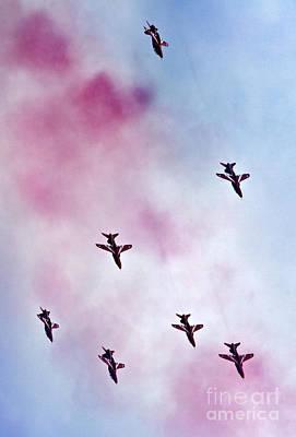 Thomas Kinkade - The Falcons Rain by Angel Ciesniarska