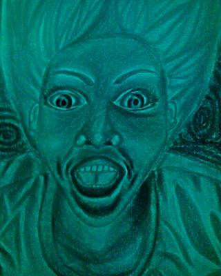 The Fall Print by Terrie Bilkey