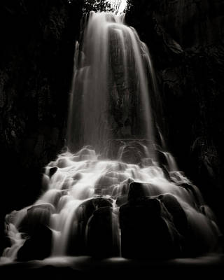Photograph - The Falls by Erica Kinsella