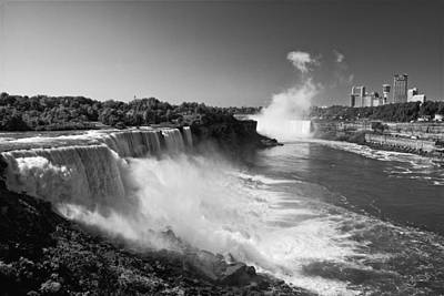 Photograph - The Falls II by Kathi Isserman
