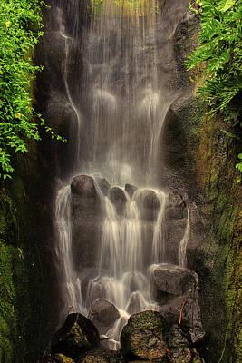 Fluid Photograph - The Falls by Martin Newman