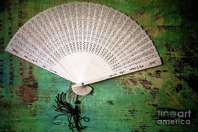 The Fan Original by Chellie Bock