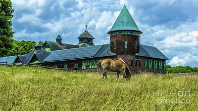 Photograph - The Farm Barn by Scenic Vermont Photography