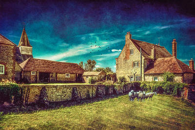 Photograph - The Farm by Chris Lord