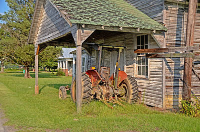 Photograph - The Farm Life by Linda Brown