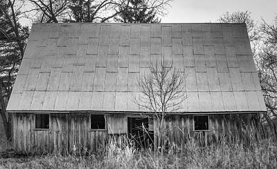 Photograph - The Farm Shed 2018 by Thomas Young