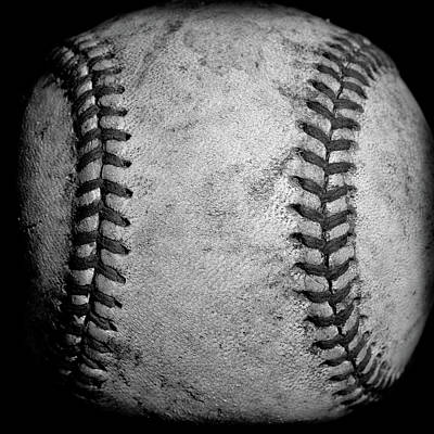 Art Print featuring the photograph The Fastball by David Patterson
