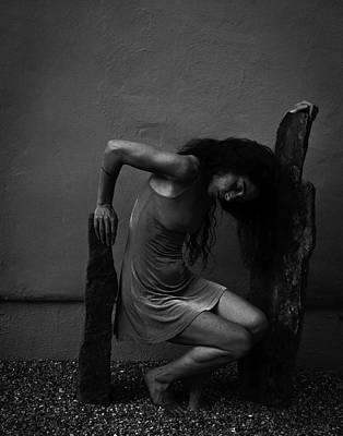Photograph - The Feminine 3 by Catherine Sobredo