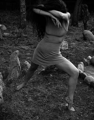 Photograph - The Feminine 4 by Catherine Sobredo