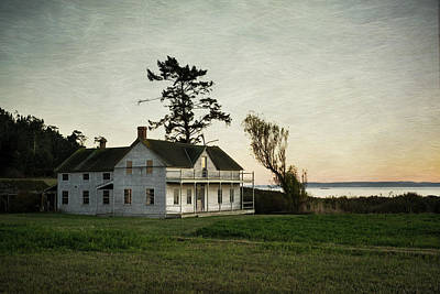 Photograph - The Ferry House by Mary Lee Dereske