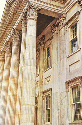 Photograph - The First Bank Of The United States by JAMART Photography