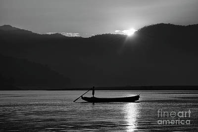 Photograph - The First Ray Of Light by Kiran Joshi