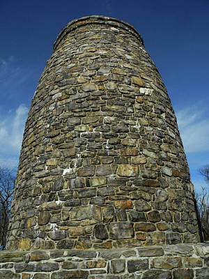 Photograph - Washington Monument State Park Tower by Raymond Salani III
