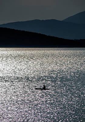 Photograph - The Fishermen  by Plamen Petkov