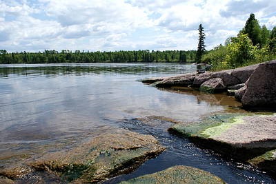 Photograph - The Fishing Spot by Joanne Smoley