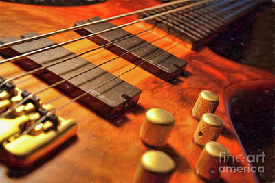 Photograph - The Five Strings Of Hell by Mike Smale