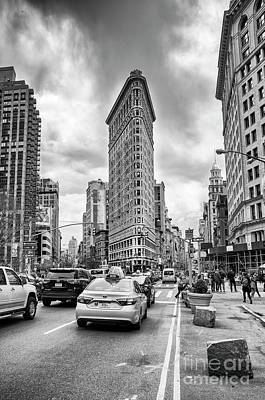 Photograph - The Flatiron Building by Jim Orr