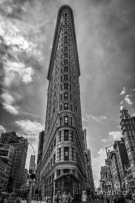 Photograph - The Flatiron Building Nyc by Alissa Beth Photography